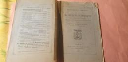 J.B POQUELIN MOLIERE PAR EMILE CAMPARDON 1871 - 1801-1900