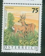 2007 - 2640 - ** - Jagd - Umwelt - Rehbock - 2011-... Nuovi & Linguelle