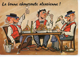 LA BONNE CHOUCROUTE ALSACIENNE ! - Humor