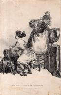 En Villégiature à La Campagne : On Se Sert De Ce Qu'on A !  édition Moreau - Humor