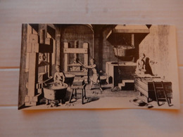 Grande Carte Double  Métier Ancien ( Papeterie ) Editions Yvon  Dim 21/11.5 Cm Neuve - Zonder Classificatie