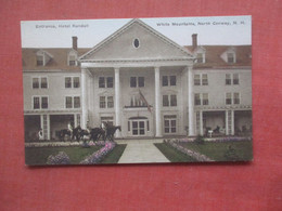 Hotel Randall North Conway  New Hampshire > White Mountains   Ref 4610 - White Mountains