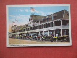 The Casino  Hampton Beach      New Hampshire    Ref 4610 - Ohne Zuordnung