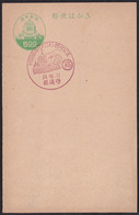 Japan Commemorative Postmark, 1953 8th National Athletic Meet Badminton (jcb2794) - Other