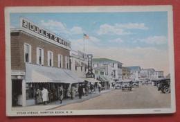 Swastica   On Building Ocean Avenue  Hampton Beach New Hampshire      Ref 4610 - Ohne Zuordnung