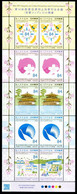 Japan 2020 The 14th UN Congress On Crime Prevention And Criminal Justice Stamp Sheetlet MNH - Nuevos