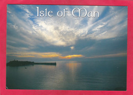 Modern Post Card Of Isle Of Man,A129. - Isola Di Man (dell'uomo)
