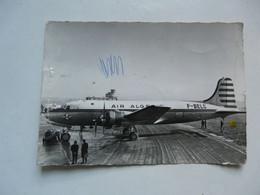 CP C.G.T.A. AIR ALGERIE - DOUGLAS D.C. - 1946-....: Era Moderna