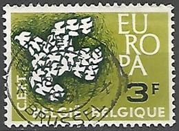 BELGIQUE  N° 1193 OBLITERE - Oblitérés
