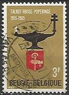 BELGIQUE  N° 1336 OBLITERE - Oblitérés
