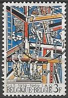 BELGIQUE  N° 1497 OBLITERE - Oblitérés