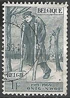 BELGIQUE  N° 1510 OBLITERE - Oblitérés