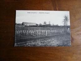 DURY (P. De C.) - Cimetière Anglais - War Cemeteries