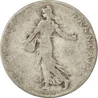 Monnaie, France, Semeuse, 50 Centimes, 1904, Paris, TB, Argent, Gadoury:420 - G. 50 Centesimi