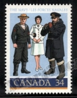 Canada 1985 Yvert 944, Military. Navy, 75th Anniv Royal Canadian Navy - MNH - Unused Stamps