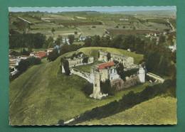 16 Bouteville Charente Vue Aérienne Le Chateau Edition Sofer Saint Maur - Other Municipalities