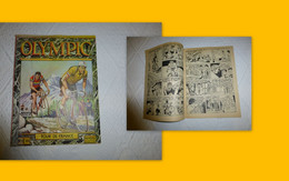 OLYMPIC N°19 TOUR DE FRANCE CYCLISTE, Août 1959 ; Ref REV2 - Unclassified