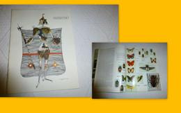 Revue Pétrole PROGRES N°50, Rodolfo Del Castillo, Papillon ; REV02 - Ohne Zuordnung