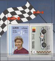 Ajman (1969) - Manuel Fangio - Formula 1 - Automovilismo