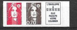 France  Bande De Carnet N° 2824b  Neufs  * * TB= MNH VF   Voir Scans  Soldés   Le Moins Cher Du Site ! ! ! - 1989-96 Bicentenial Marianne