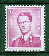 BELGIE Boudewijn Bril * Nr 1069 P3a * Postfris Xx * FLUOR  PAPIER - 1953-1972 Occhiali