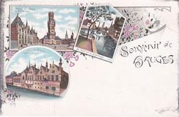 185947Bruges, Souvenir De Bruges. - Brugge