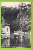 VILLERS EN ARGONNE : Le Rocher Du Moulin. 2 Scans. - Other Municipalities