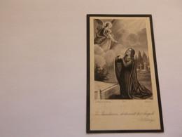 Doodsprentje  (  5090 )  Verbeeck  /  Van Beeck   -   Kallo    De Klinge     1932 - Obituary Notices