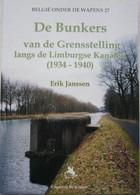 Boek ABL 1940 Grensstelling Limburg Mechelen Aan Maas Lommel Neeroeteren Neerpelt Rottem Eisden Tongerloo Lanaken - War 1939-45