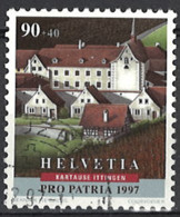 Schweiz Switzerland 1997. Mi.Nr. 1613, Used O - Usati