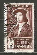 GUINEA ESPAÑOLA EDIFIL NUM. 317 USADO - Guinea Spagnola