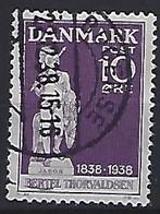 Denmark  1938  Bertel Thorvaldsen (o) Mi.248 (cancelled BOGENSE) - Used Stamps
