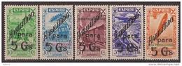 MABE17-LFTA7005TMA.Maroc Espagnol.Spanish Morocco .MARRUECO ESPAÑOL..HISTORIA DEL  CORREO.BENEFICENCIA.1941.(Ed 17/21**) - Wohlfahrtsmarken
