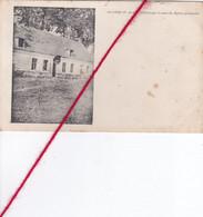 CP 62   -   RIVIERE    - Patronage Bombardé, église Provisoire - Other Municipalities