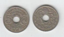 FRANCE  5 Cmes  1918  5 Centimes  5c - C. 5 Centesimi