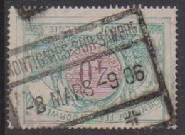 TR 34 - Montignies-sur-sambre - 1895-1913