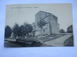 SAINT FORT Sur LE NE - L' Eglise - TBE - Otros Municipios