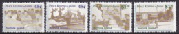 Norfolk Island 2001 Peace Keeping Sc 745-46 Mint Never Hinged - Norfolkinsel