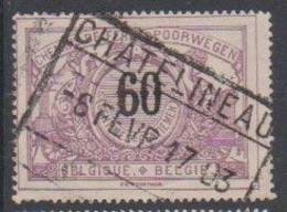 TR 22 - Chatelineau - 1895-1913