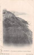 Algérie - VILLEBOURG (Larhat) - Le Passage En Corniche Sur La Route De Dupleix - Attelage De Chevaux - Précurseur 1904 - Otras Ciudades