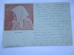 TYPES CHARENTAIS - Femme Avec Coiffe - édition Ch. Collas A COGNAC - En 1901 - TBE - - Cognac