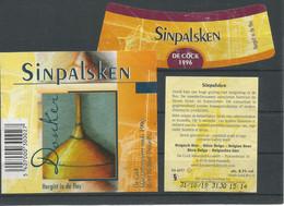 Sinpalsken Donker, De Cock Meesterbrouwers, Sint-Pauwels - Bier