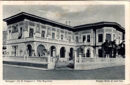 VIAREGGIO - Via A. Vespucci - Villa Argentina - Lucca