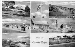 DC1221 - Ak Dahme Strandpartie Golfplatz U.a. - Dahme