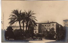 LA SPEZIA - Giardini Pubblici - La Spezia
