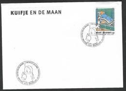 OCB Nr 3251 Tintin Kuifje Tim Herge  Strip BD Comic Cartoon Stempel Brussel - Bruxelles - Lettres & Documents