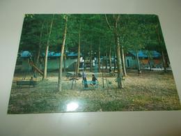 B608  Marina Di Rossano Cosenza Camping Non Viaggiata Macchioline Umido - Otras Ciudades