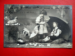 CPA YOUNG CHILDREN - JEUNE ENFANTS - COSTUME - FIGUEIRA DA FOZ (IT#4130) - Cartes Humoristiques