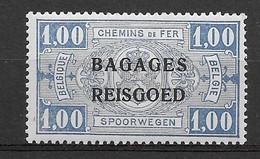 BA10, Postfris** - Luggage