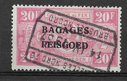 BA20, Gestempeld - Luggage